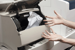 Paper Jam Issues service center in chennai, hyderabad