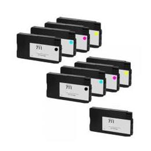 HP 711 Ink Cartridge Multipack toner Price in Chennai, Velachery