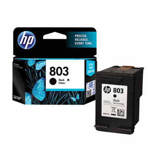 HP 803 Black Original Ink Cartridge F6V21AA price in chennai